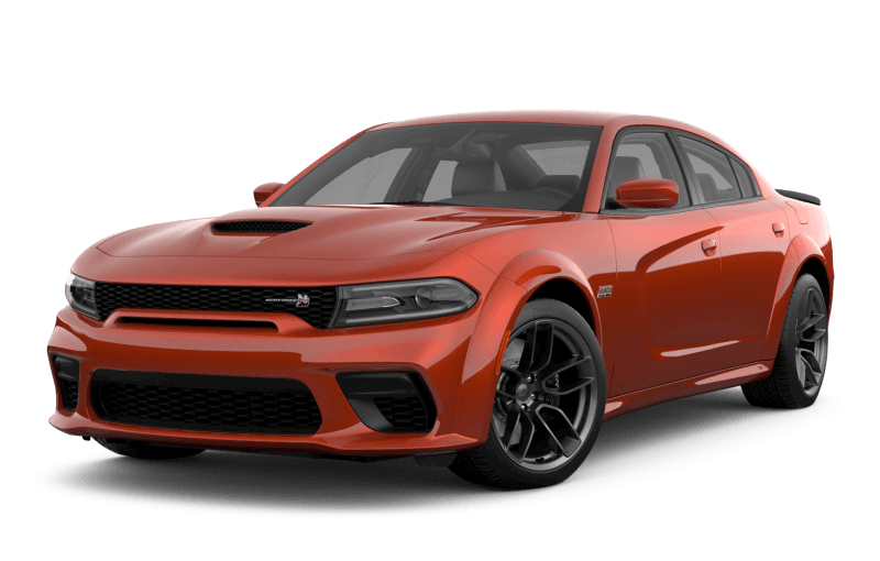 2021 Dodge Charger Scat Pack 392 Widebody - Sinamon Stick