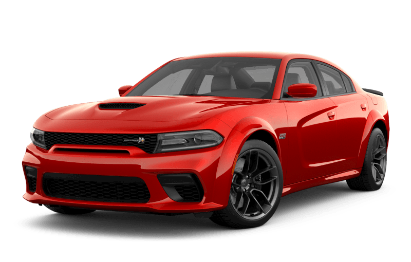 Dodge Charger 2021 Scat Pack 392 Widebody - Rouge écarlate