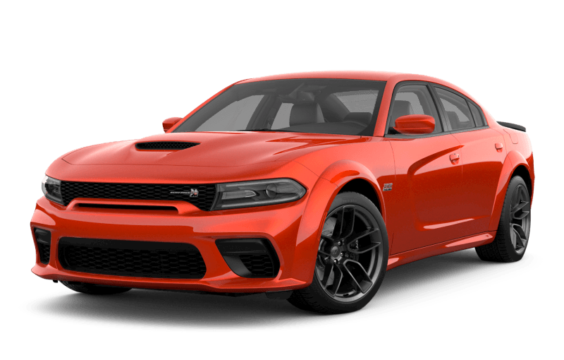 2021 Dodge Charger Scat Pack 392 Widebody - Go Mango