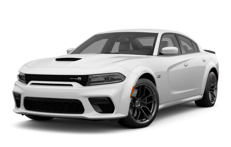 Dodge Charger 2021 Scat Pack 392 Widebody - Blanc intense