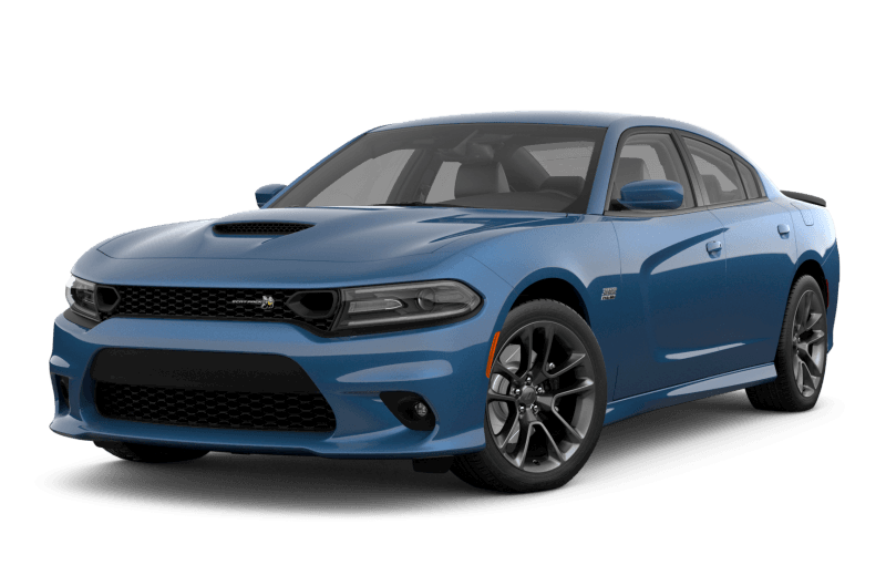 2021 Dodge Charger Scat Pack 392 - Frostbite