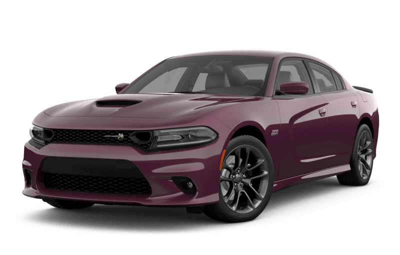 2021 Dodge Charger Scat Pack 392 - Hellraisin