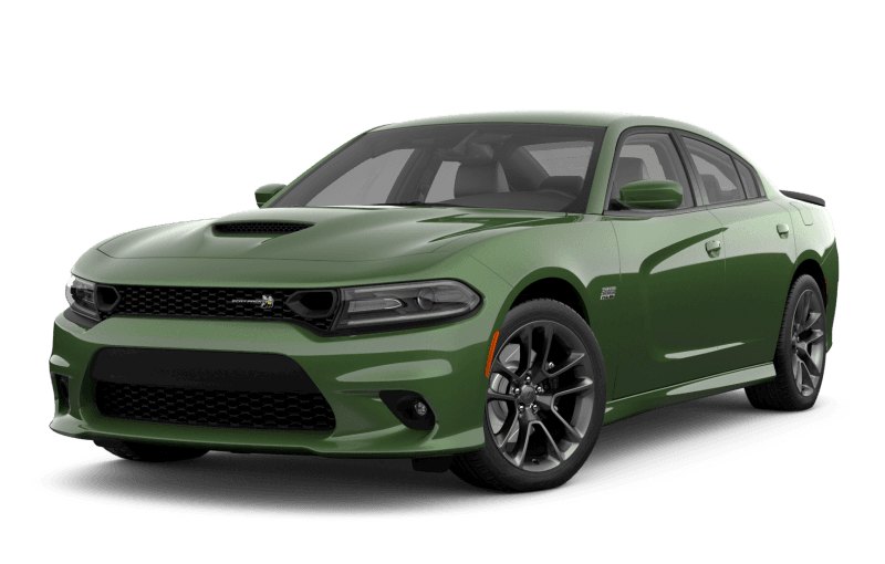 2021 Dodge Charger Scat Pack 392