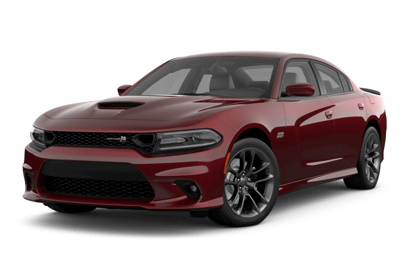 2021 Dodge Charger Scat Pack 392 - Octane Red Pearl