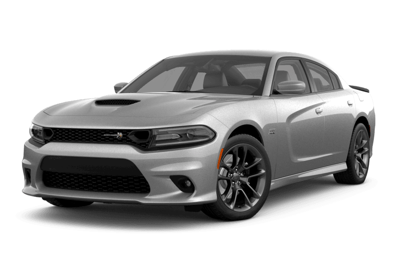 2021 Dodge Charger Scat Pack 392 - Triple Nickel