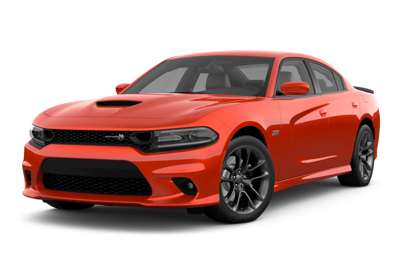 2021 Dodge Charger Scat Pack 392 - Go Mango