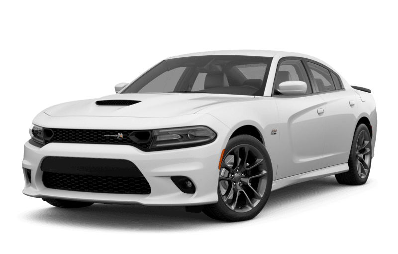Dodge Charger 2021 Scat Pack 392 - Blanc intense