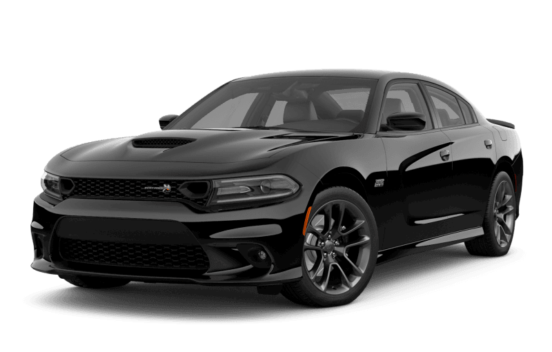 2021 Dodge Charger Scat Pack 392 - Pitch Black