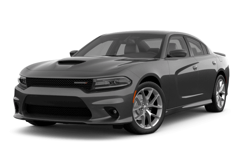2021 Dodge Charger GT - Granite Crystal Metallic