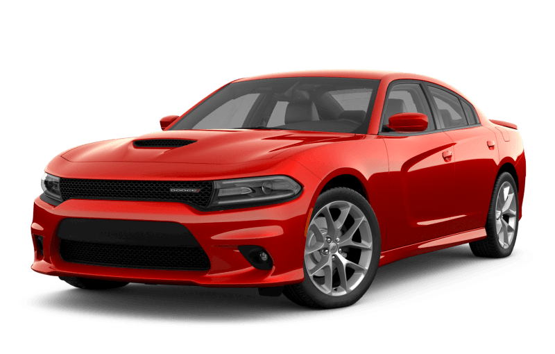 Dodge Charger 2021 GT - Rouge écarlate