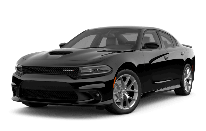2021 Dodge Charger GT - Pitch Black