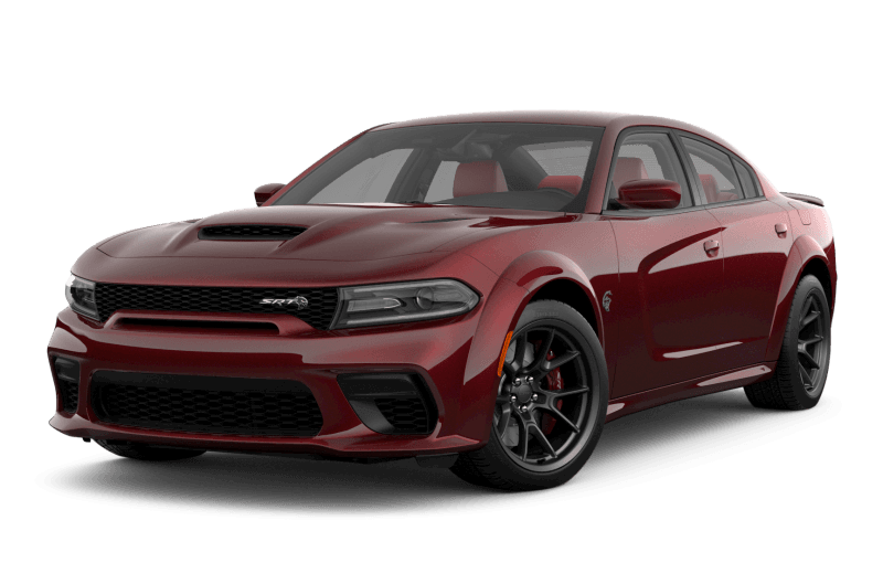 Dodge Charger 2021 SRTMD Hellcat Redeye Widebody - Couche nacrée rouge intense