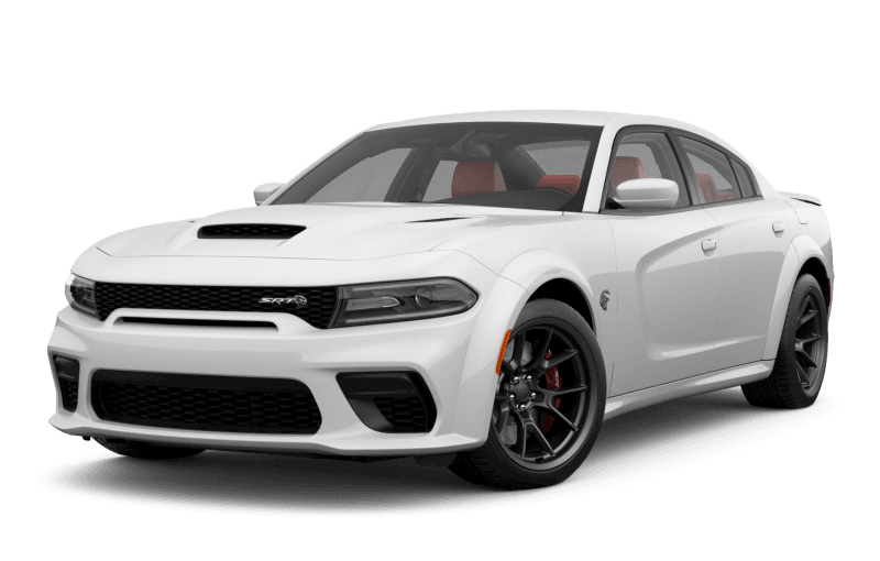 2021 Dodge Charger SRT® Hellcat Redeye Widebody - White Knuckle