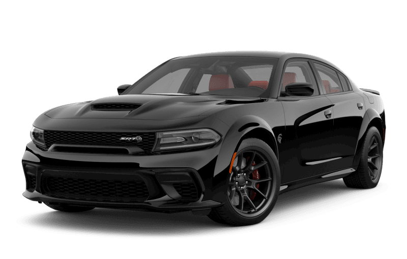 2021 Dodge Charger SRT® Hellcat Redeye Widebody - Pitch Black