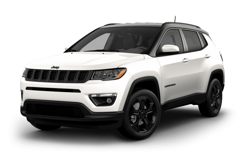 Jeep® Compass 2021 Altitude - Blanc