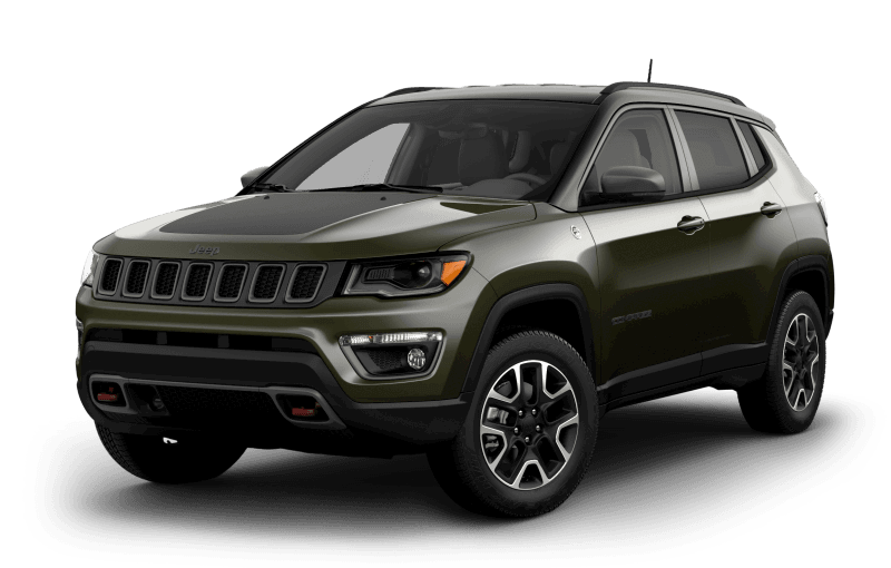 2021 Jeep® Compass Trailhawk® Elite