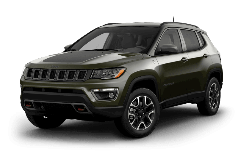 2021 Jeep® Compass Trailhawk®