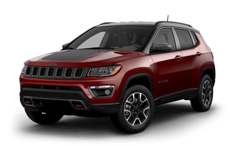 Jeep® Compass 2021 TrailhawkMD - Ligne rouge