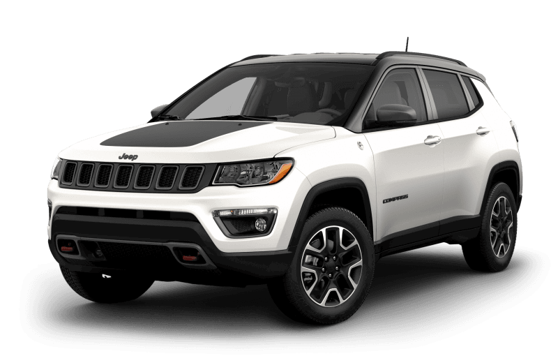Jeep® Compass 2021 TrailhawkMD - Blanc