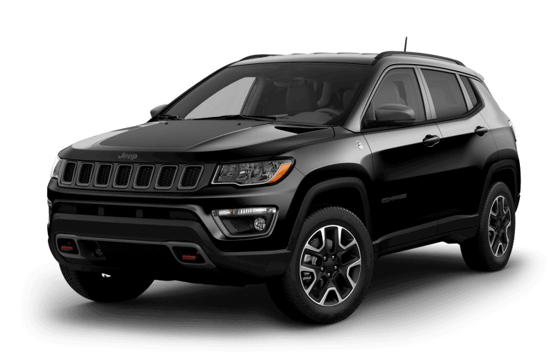 Jeep® Compass 2021 TrailhawkMD - Noir