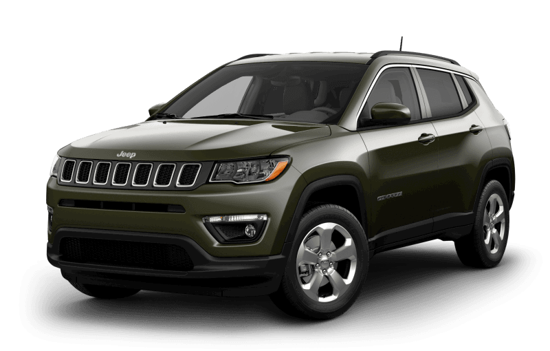 Jeep® Compass 2021 North - Vert olive