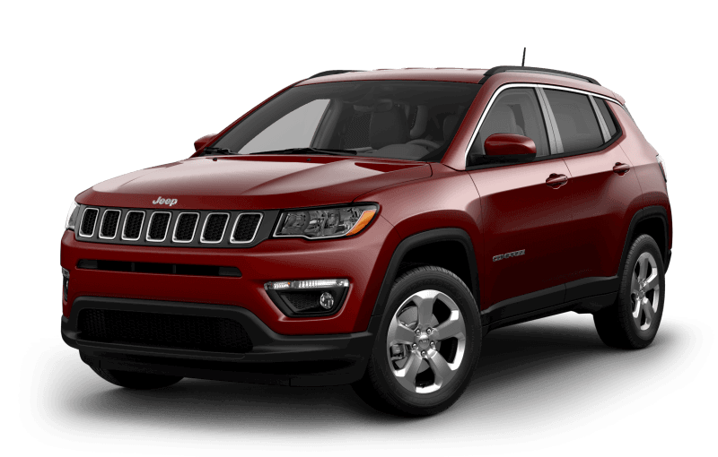 Jeep® Compass 2021 North - Ligne rouge