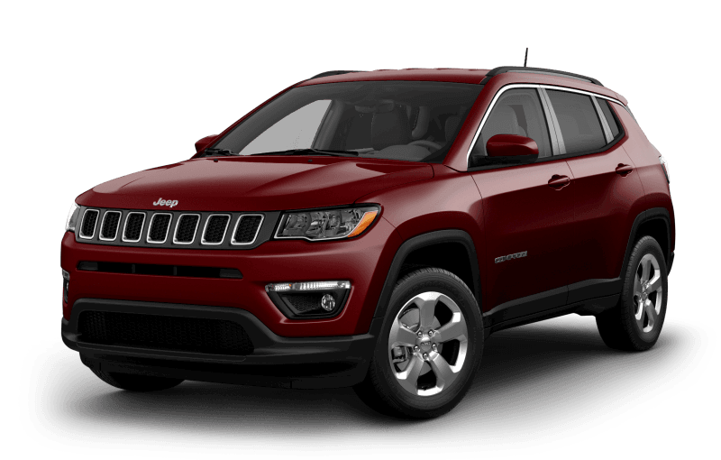 Jeep® Compass 2021 North - Rouge velours