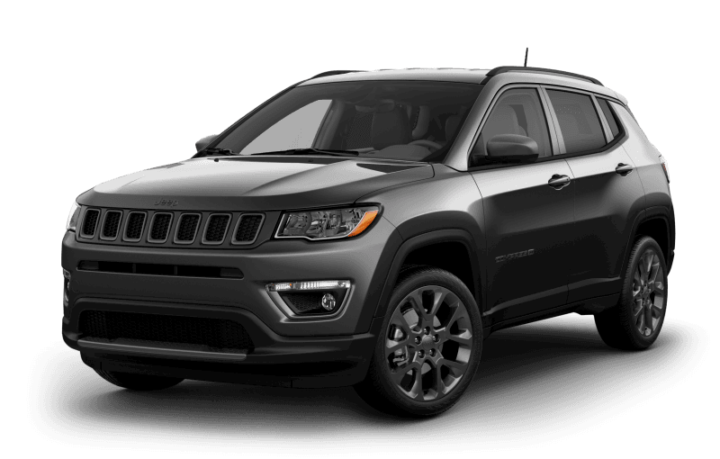 2021 Jeep® Compass 80th Anniversary Edition