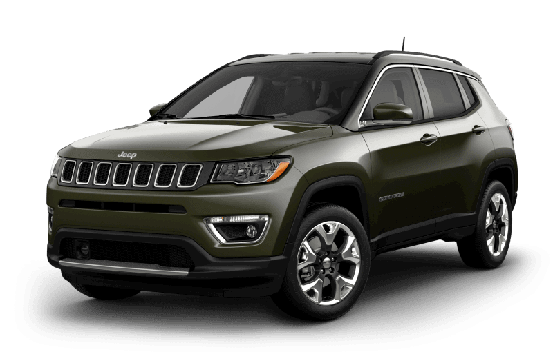 Jeep® Compass 2021 Limited - Vert olive
