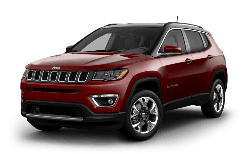 Jeep® Compass 2021 Limited - Ligne rouge