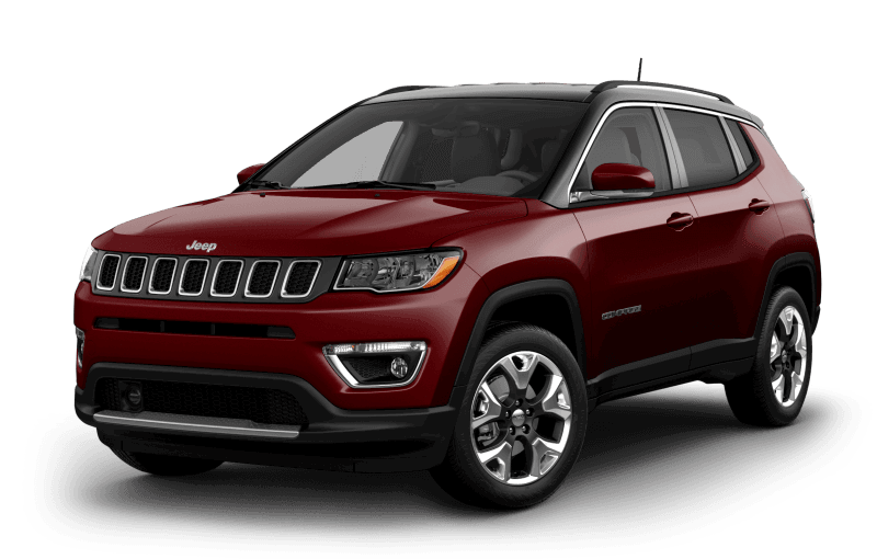 Jeep® Compass 2021 Limited - Rouge velours