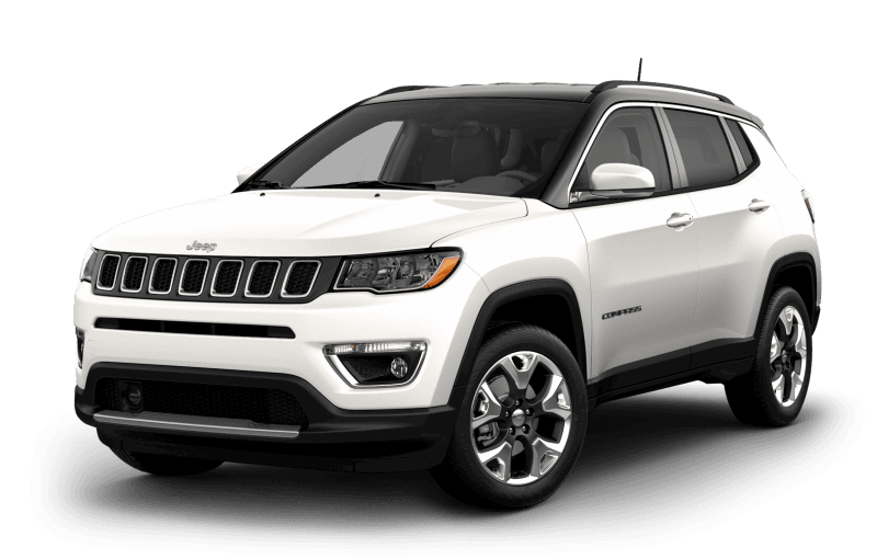 Jeep® Compass 2021 Limited - Blanc
