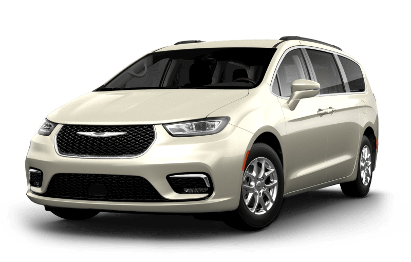 2021 Chrysler Pacifica Touring-L - Luxury White Pearl
