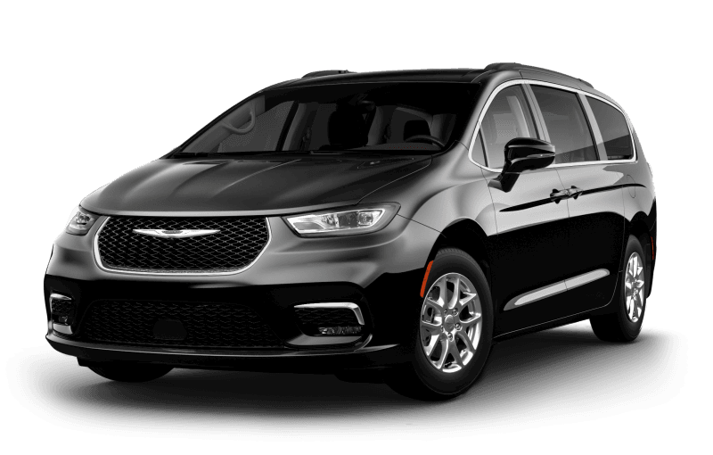 2021 Chrysler Pacifica Touring-L - Brilliant Black Crystal Pearl