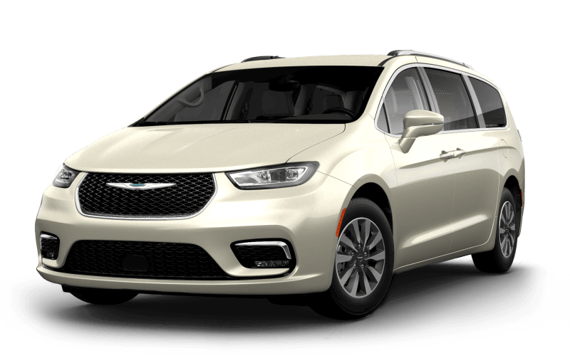 2021 Chrysler Pacifica Touring-L Plus - Luxury White Pearl