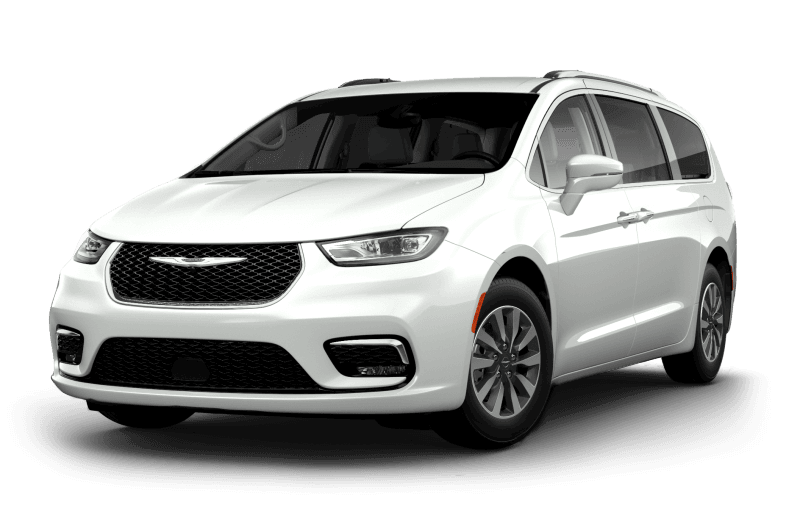 2021 Chrysler Pacifica Touring-L Plus - Bright White