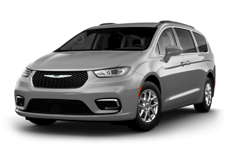 2021 Chrysler Pacifica Touring - Ceramic Grey