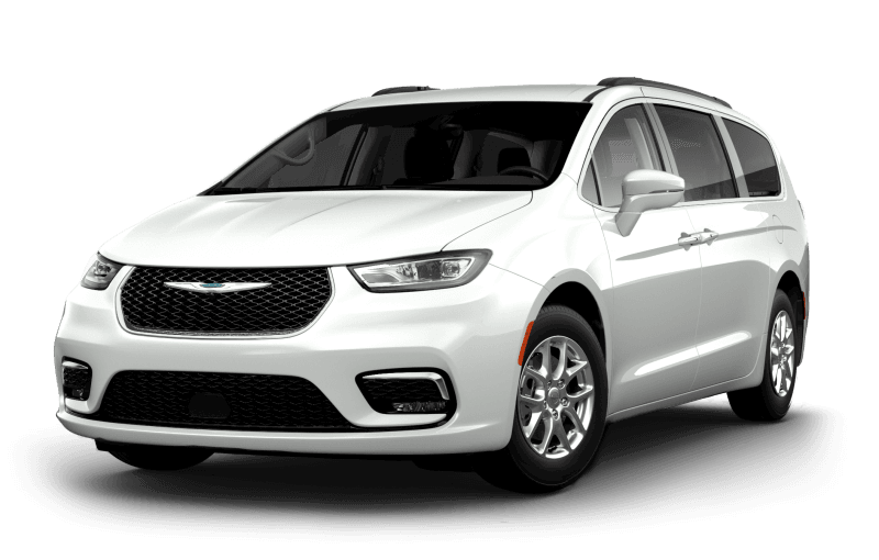 2021 Chrysler Pacifica Touring - Bright White