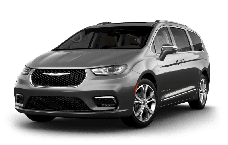 Chrysler Pacifica Pinnacle 2021