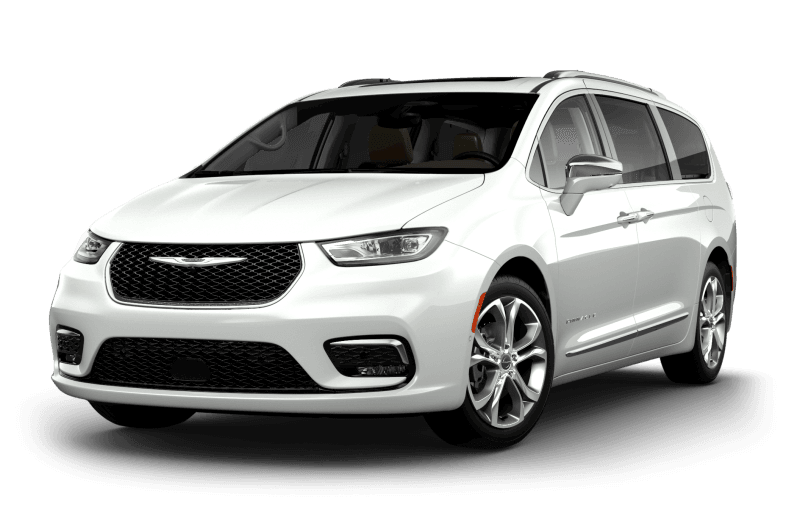 2021 Chrysler Pacifica Pinnacle - Bright White