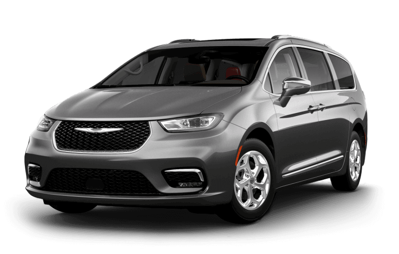 2021 Chrysler Pacifica Limited - Granite Crystal Metallic