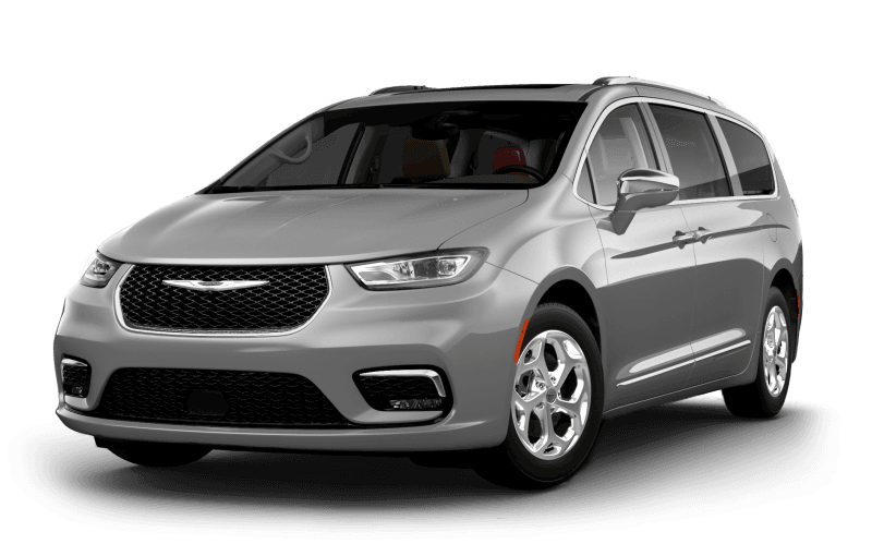 2021 Chrysler Pacifica Limited - Ceramic Grey