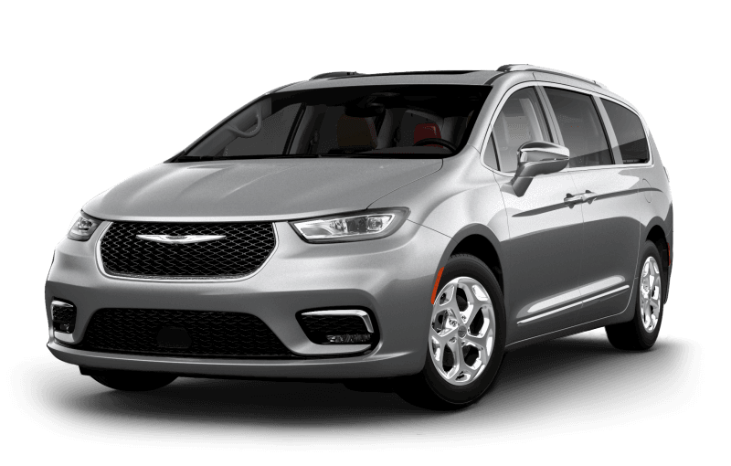 2021 Chrysler Pacifica Limited - Billet Metallic