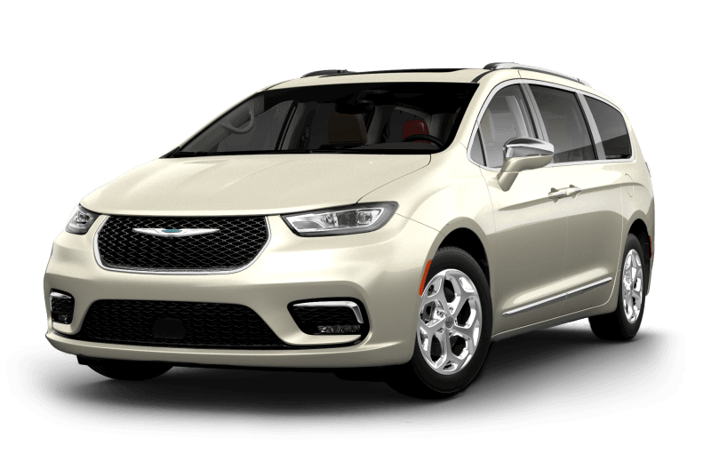 2021 Chrysler Pacifica Limited - Luxury White Pearl