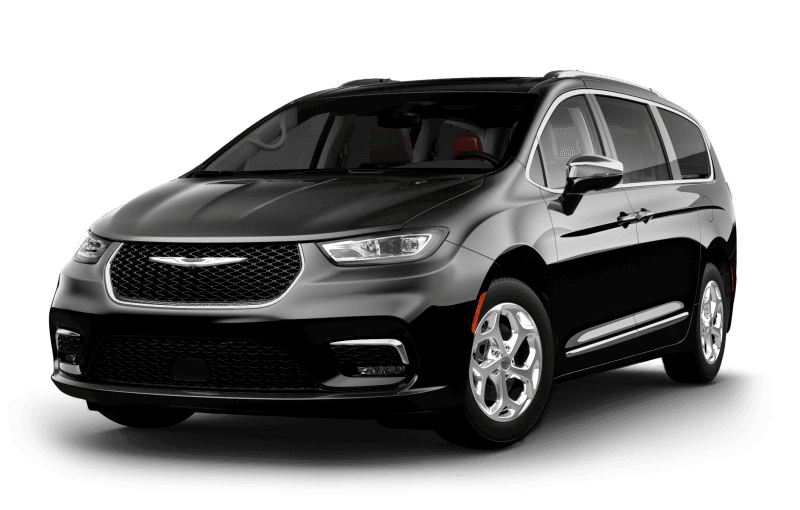 2021 Chrysler Pacifica Limited - Brilliant Black Crystal Pearl