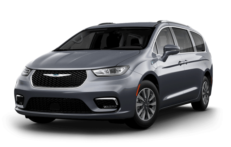 2021 Chrysler Pacifica Hybrid Touring-L Plus - Maximum Steel Metallic