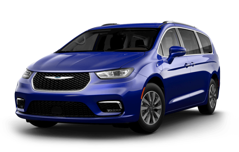 2021 Chrysler Pacifica Hybrid Touring-L Plus - Ocean Blue Metallic