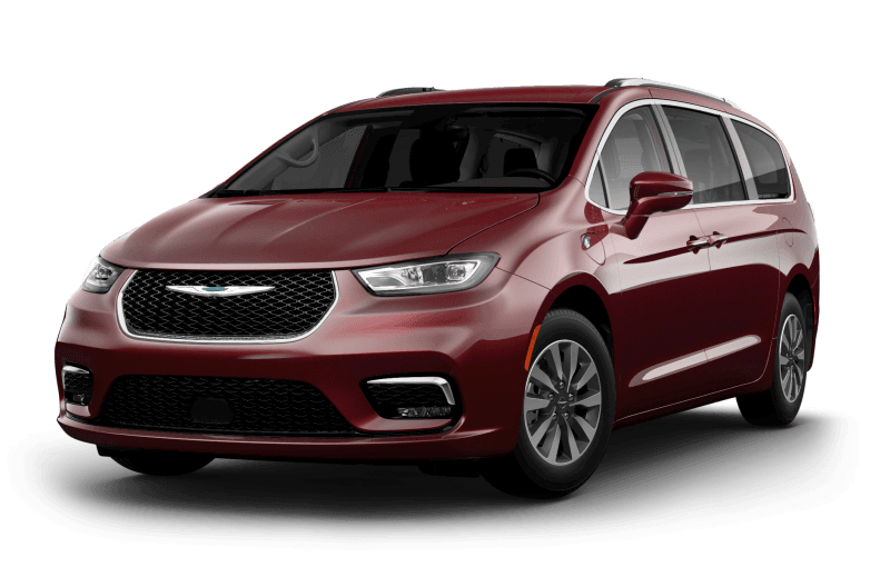 Chrysler Pacifica Hybrid 2021 Touring-L Plus - Couche nacrée rouge velours
