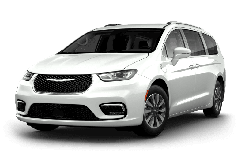 2021 Chrysler Pacifica Hybrid Touring-L Plus - Bright White
