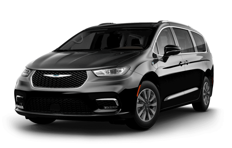 2021 Chrysler Pacifica Hybrid Touring-L Plus - Brilliant Black Crystal Pearl